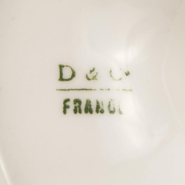 Patera na stopie Delinieres mark