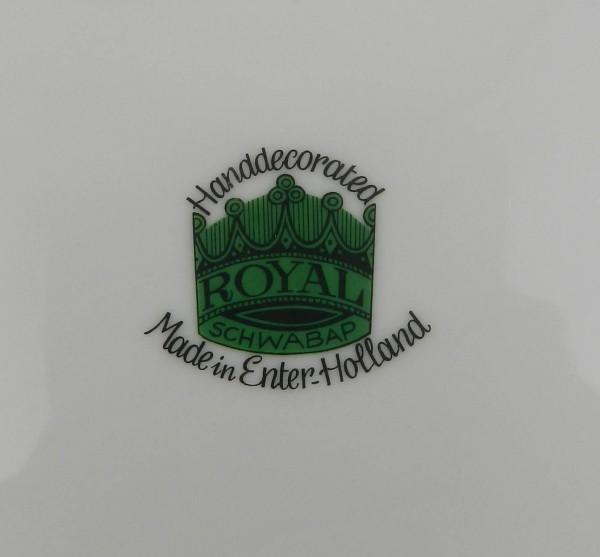 Talerz dekoracyjny Royal Schwabap Holandia mark