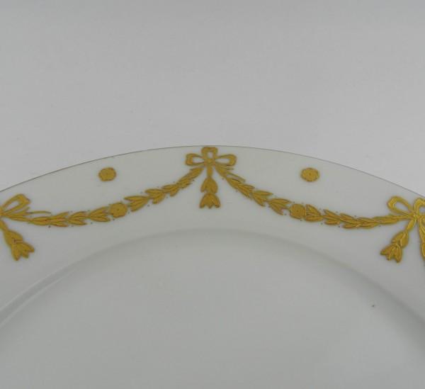 9 talerzyków deserowych Schlaggenwald Haas&Czjzek decor