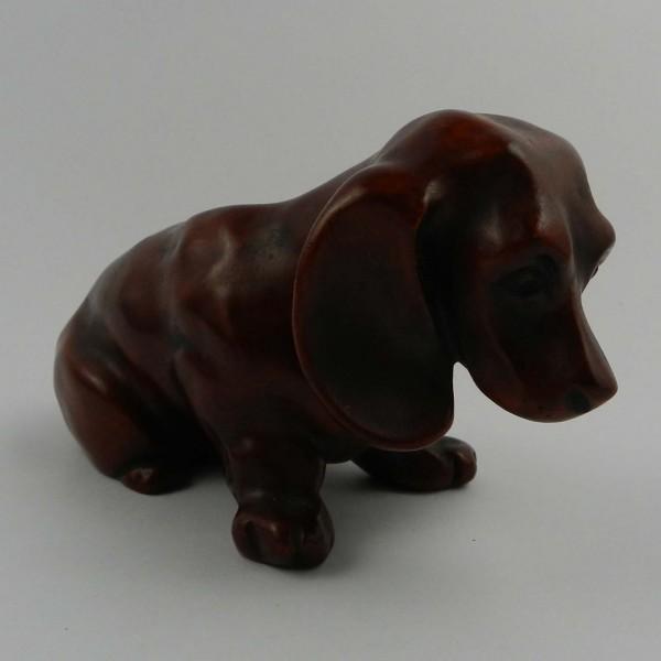 Figurka psa Achatit