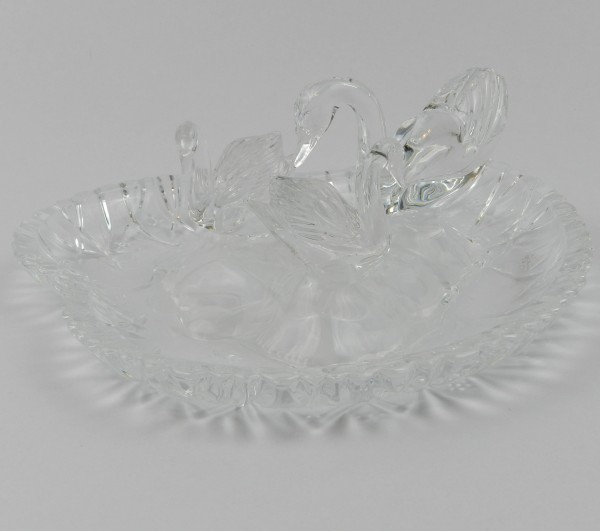 Paterka szklana łabędzie
