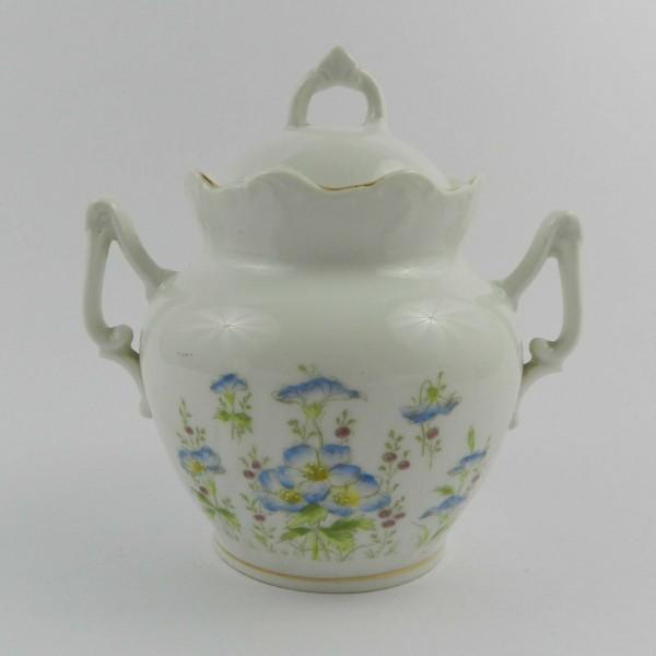 Serwis w stylu secesyjnym sugar bowl