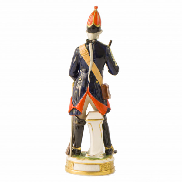 Figura Rudolf Kammer Grenadier back