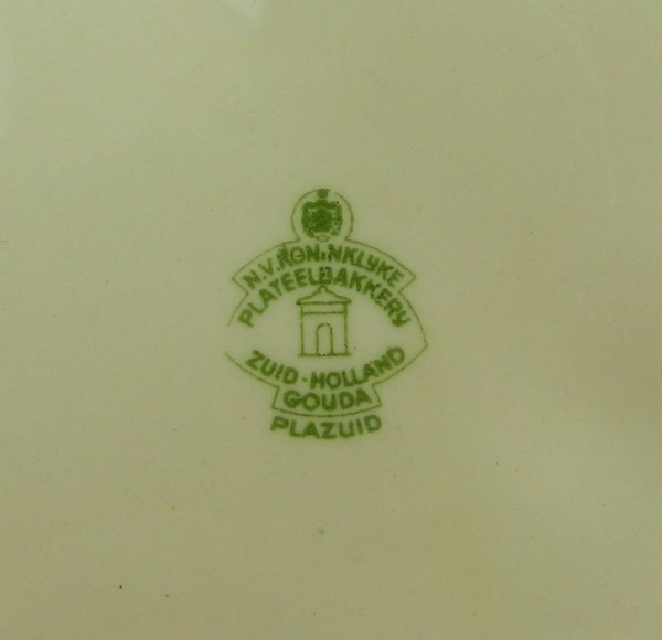 Serwer Plazuid Gouda Holandia mark