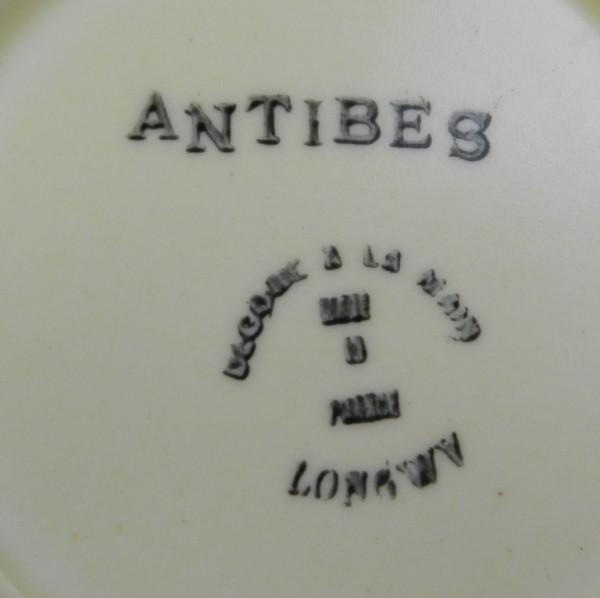 Patera Longwy Antibes mark