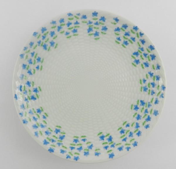 Zestaw deserowy Limoges Haviland plate