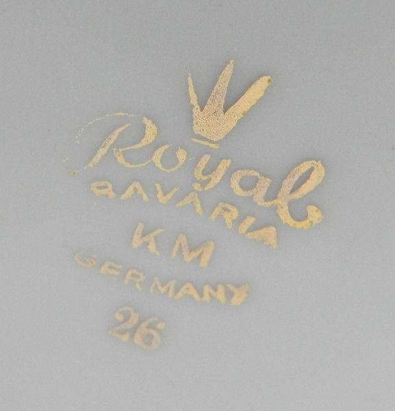 Wazon KM Royal mark