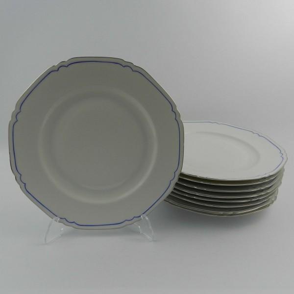 9 talerzy obiadowych Gebr.Benedikt
