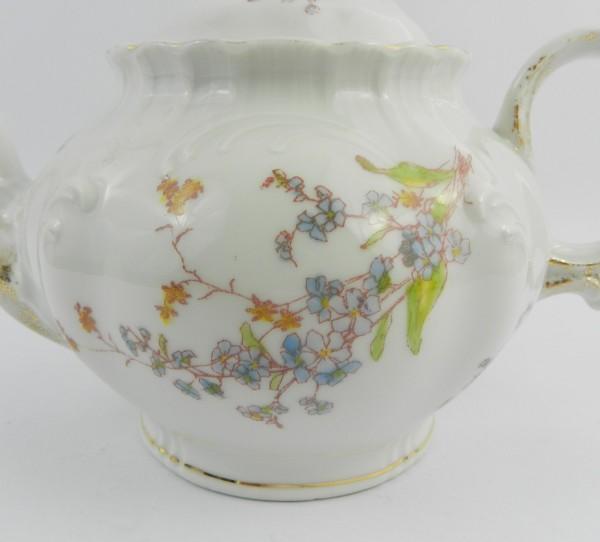 Dzbanek do herbaty Limoges decor