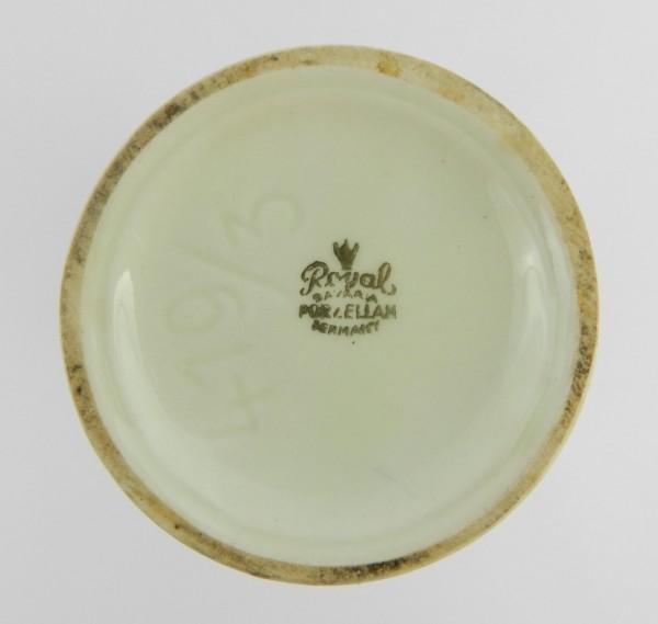 Wazon Royal Porzellan mark