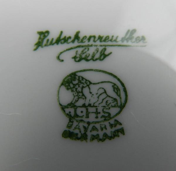 Bomboniera Hutschenreuther sygnatura