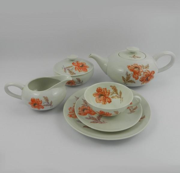 Serwis do herbaty 6 osób Hutschenreuther