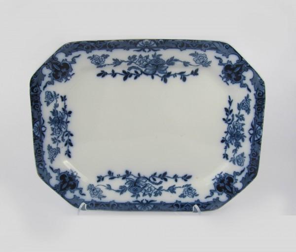 Patera Burleigh Ware dekor Orient
