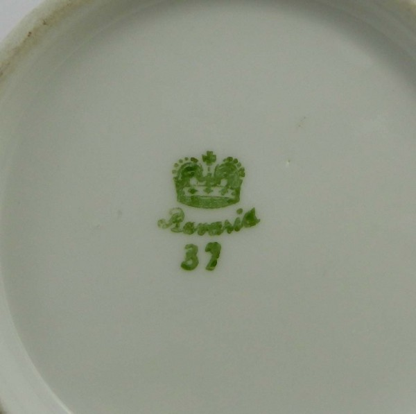 Cukiernica art deco Bavaria mark