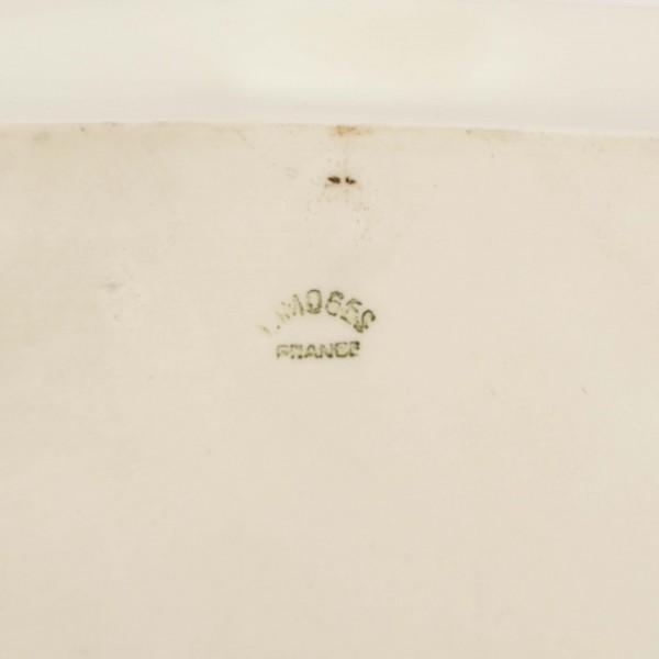 Duża popielnica Limoges mark
