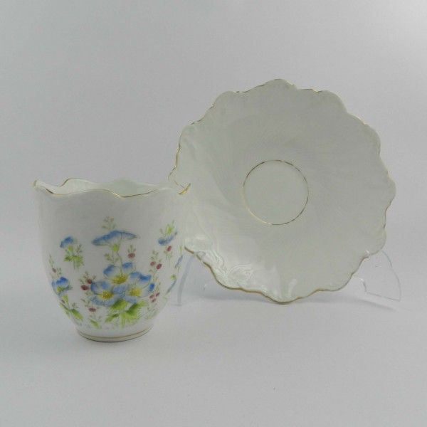 Serwis w stylu secesyjnym cup front