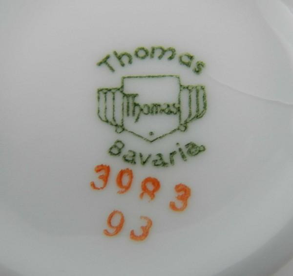 Filiżanka Thomas sygnatura