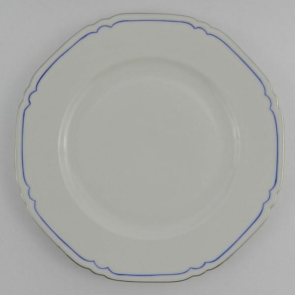 9 talerzy obiadowych Gebr.Benedikt plate