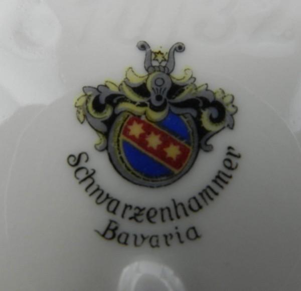 Ażurowa patera Schawarzenhammer mark