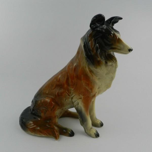 Ceramiczna figurka psa 2