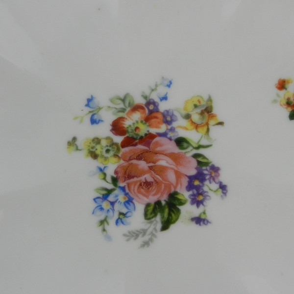 Serwer patera Cerabel Belgia flowers