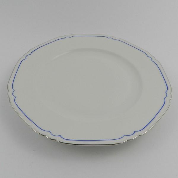 9 talerzy obiadowych Gebr.Benedikt plate 2