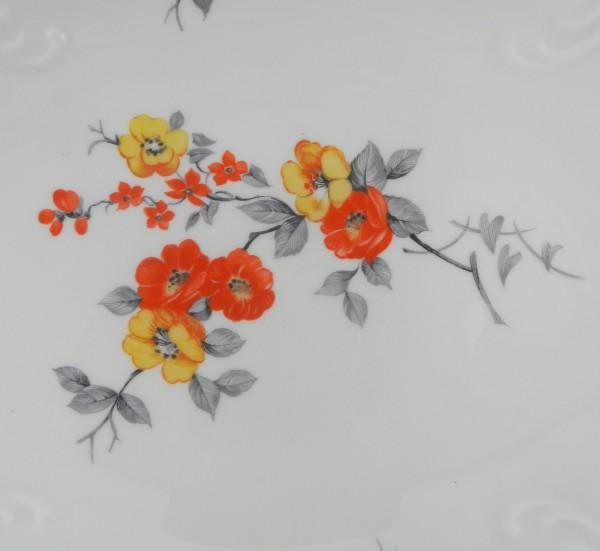 Patera z uchwytami Schumann flowers