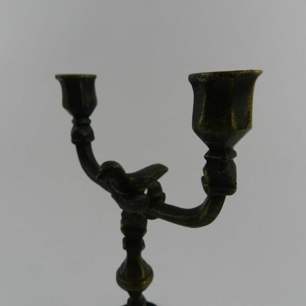 Świecznik z brązu 3