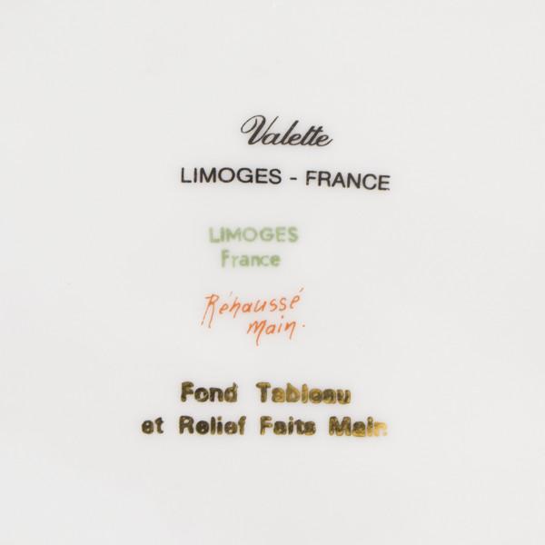Misa na stopie Limoges Valette mark