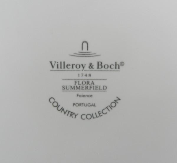 Duża patera Villeroy&Boch Flora Summerfield mark
