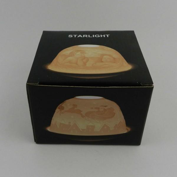 Litofania lampion świecznik box