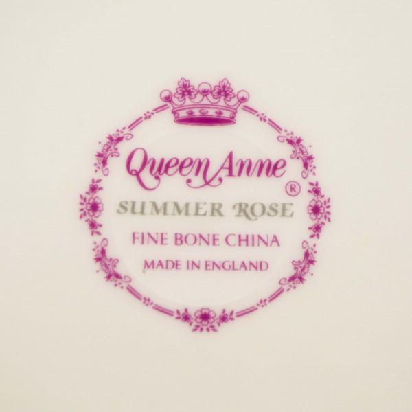 Talerze obiadowe Summer Rose mark