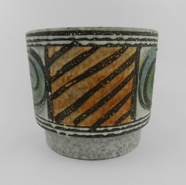 Donica ceramiczna back