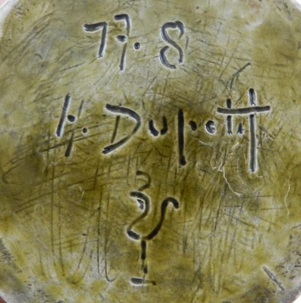 Wazon ceramiczny Dupetit mark