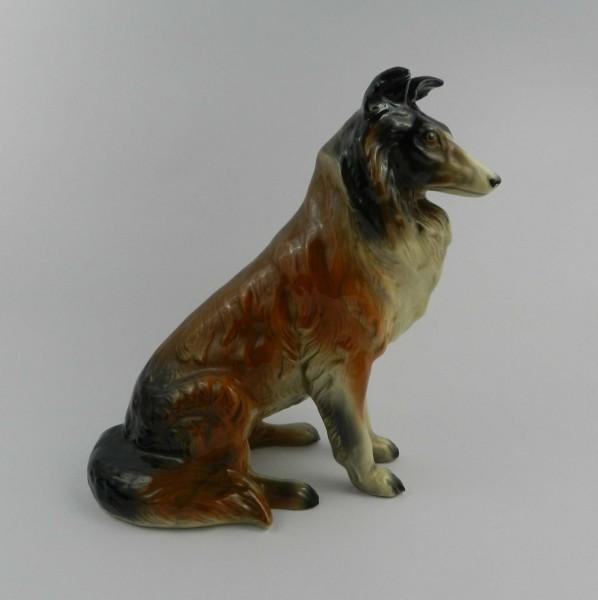 Ceramiczna figurka psa 4
