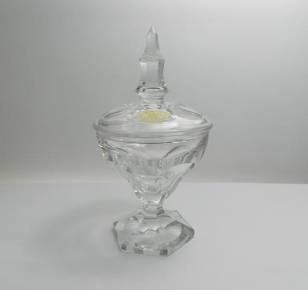 Kryształowa bomboniera Val St. Lambert Belgia