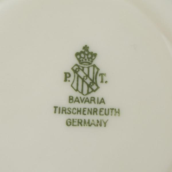 Porcelanowa filiżanka śniadaniowa Tirschenreuth mark