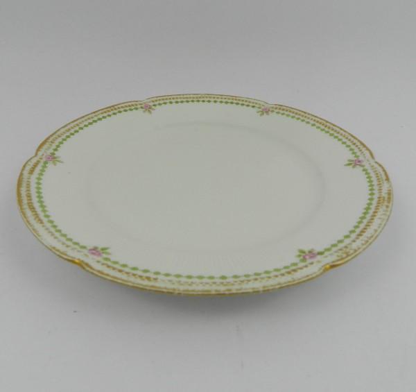 Talerze deserowe Limoges plate 2