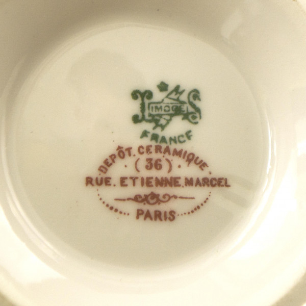 Mlecznik Limoges mark