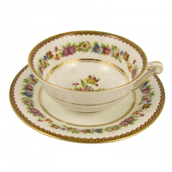Serwis Limoges Raynaud cup