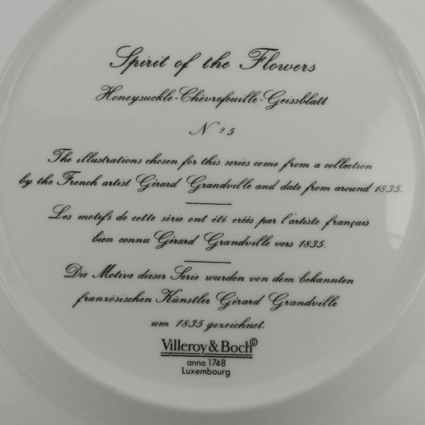 Talerz dekoracyjny Villeroy&Boch mark