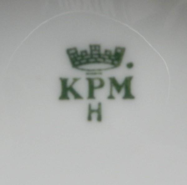Sosjerka KPM Waldenburg mark