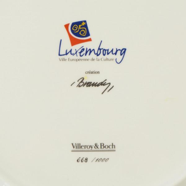 Talerz Villeroy&Boch Brandy mark