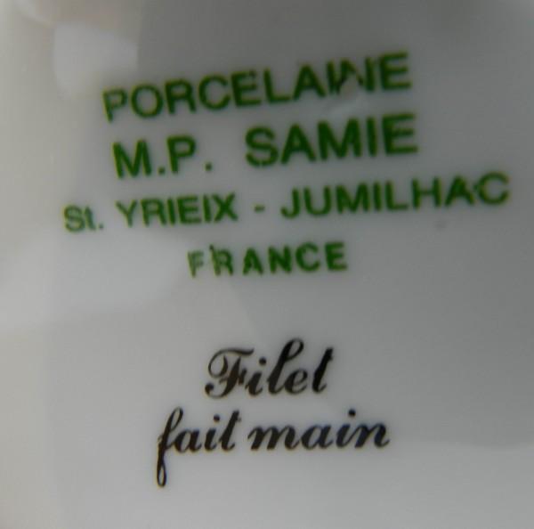 Koszyczek Samie St. Yrieix Jumilhac Francja mark