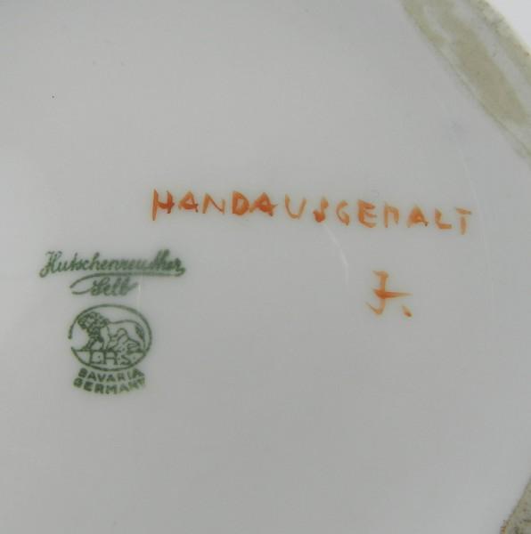 Duży wazon Hutschenreuther mark