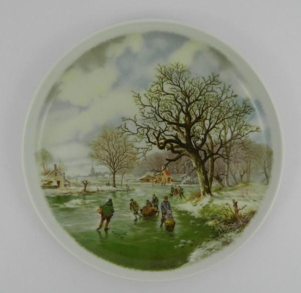 Talerz dekoracyjny Royal Schwabap Holandia
