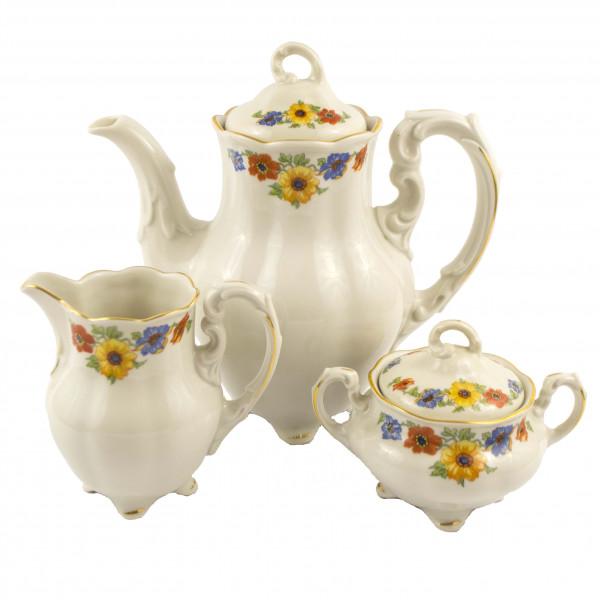 Serwis do herbaty Charlotte Koenigszelt trio