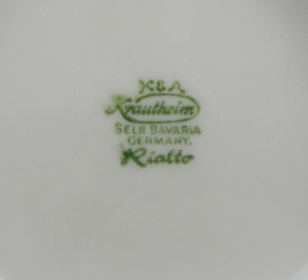 Dzban Krautheim Rialto mark