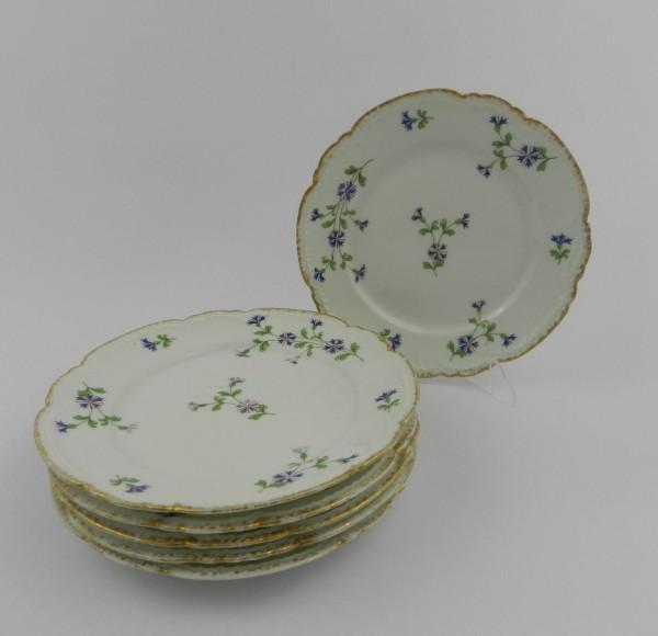 6 talerzyków deserowych Limoges