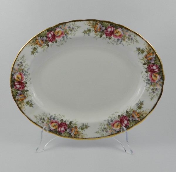 Patera Queen Anne Summer Rose